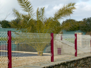 What is Welded wire Mesh