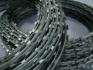 What is Concertina Razor wire?